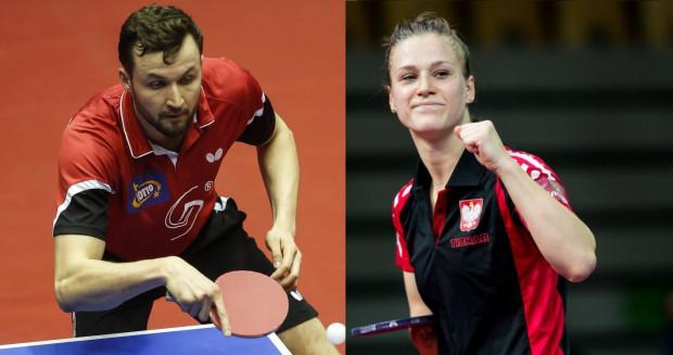 Patryk Chojnowski i Natalia Partyka obronili tytuły mistrzów świata osób niepełnosprawnych w tenisie stołowym.