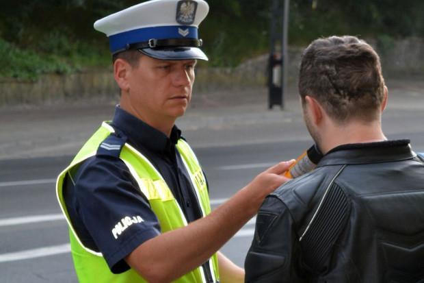 Łącznie przez weekend w Sopocie zatrzymano trzech pijanych kierowców. Rekordzista miał ponad 3 promile w wydychanym powietrzu.