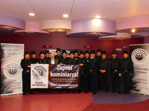 Gdańska spółdzielnia współpracuje na terenie naszego województwa z firmami zrzeszonymi w Krajowej Izbie Kominiarzy.