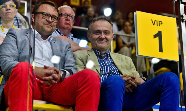 Marek Łucyk od lat dobrze zna się z Wojciechem Szczurkiem. Ostatnio został pełnomocnikiem prezydenta ds. realizacji projektów strategicznych. Czy niebawem będzie ich doglądał z fotela wiceprezydenta?