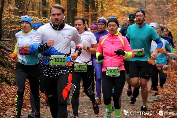 W niedzielnych zawodach City Trail wystartowały 424 osoby.