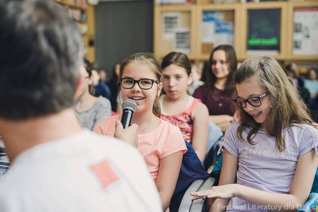 Festiwal Literatury dla Dzieci w Gdańsku 2017 r.