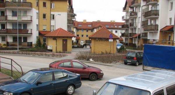 Do próby rabunku doszło ok. godz. 6 na osiedlu Fikakowo w Gdyni.