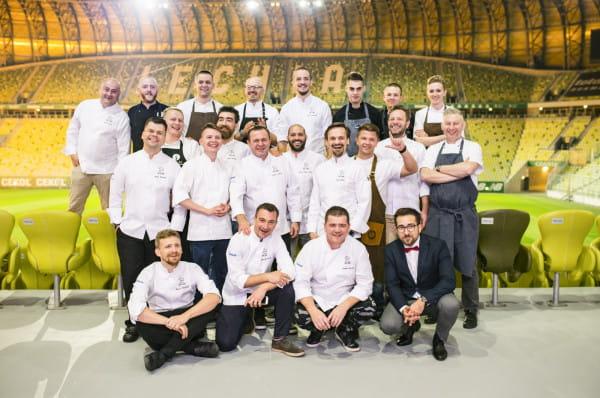 Najlepsi szefowie kuchni trójmiejskich restauracji połączyli swoje siły także rok temu.