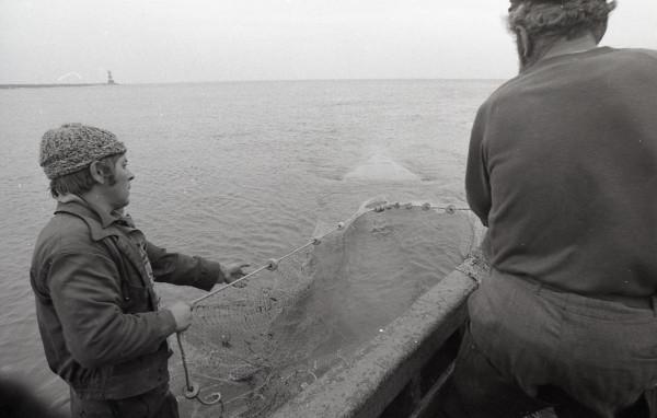 Połowy w morzu, lata 1983-1986.