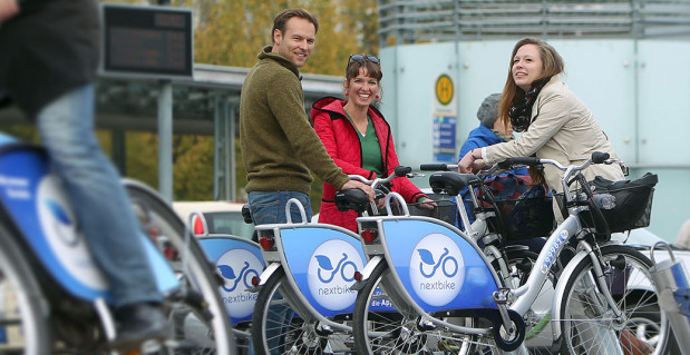 Wszystkie rowery w systemie będą miały wspomaganie elektryczne.