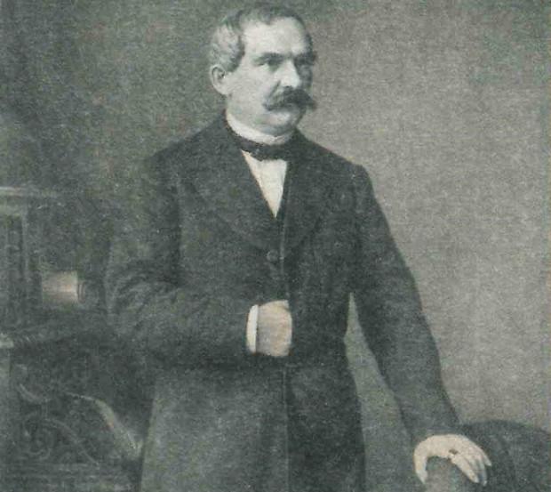 Nadburmistrz Gdańska Leopold von Winter rządził miastem przez 27 lat.
