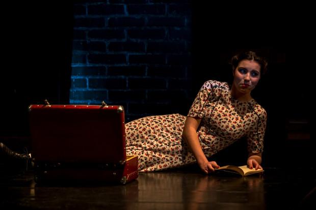 Jeden z najlepszych epizodów tworzy Mila Jankowska jako Krystyna Krahelska.