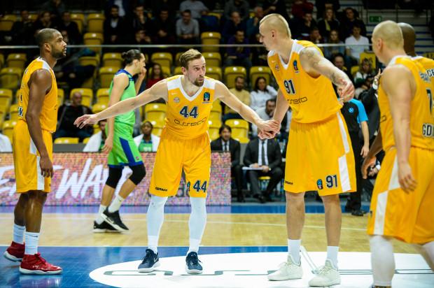 Koszykarze Arki Gdynia grali do końca o marzenia związane z awansem do kolejnej rundy Eurocup, ale ponownie nie dali rady rywalowi z Turcji.