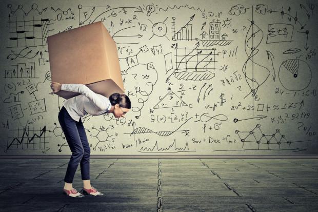 W grupie 15,36 mln dorosłych kredytobiorców przeważają kobiety (51,1 proc.).