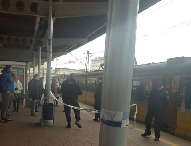 Do bójki zakończonej reanimacją poszkodowanego doszło na stacji Gdynia Główna.