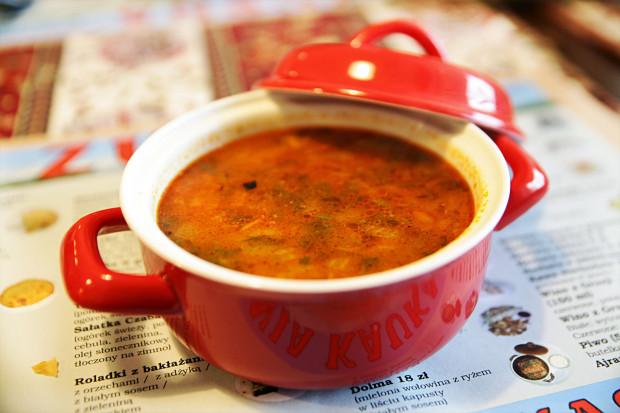 Zupa charczo