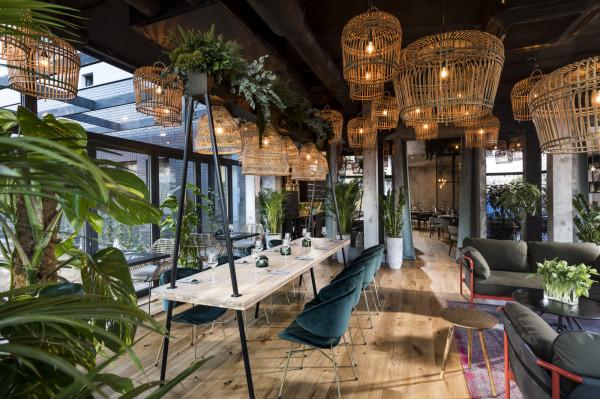 Na trójmiejskiej mapie restauracji pojawiają się nowe, interesujące wnętrza.