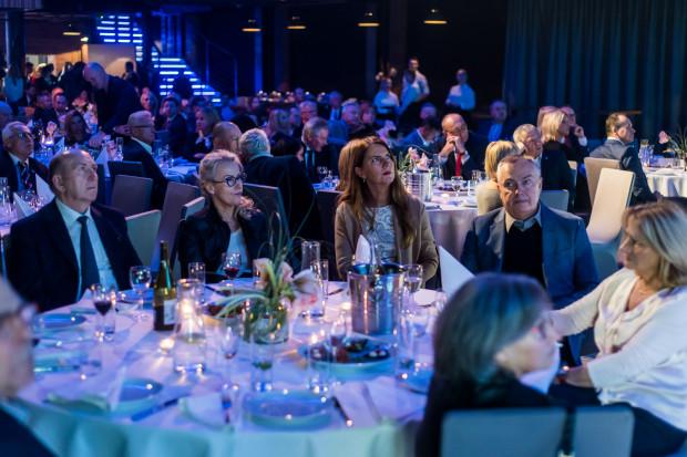 W szóstej edycji Gali Luxury Night wzięło udział prawie 200 gości.