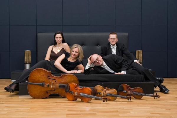 8 grudnia Baltic String Quartett zaprasza do Oliwskiego Ratusza Kultury na Chillout Classic.