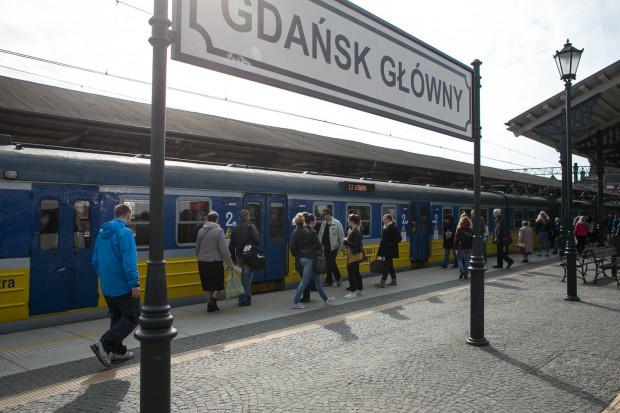Gdańsk Główny to stacja, gdzie przewijają się największe potoki podróżnych w Trójmieście.