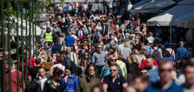 W naszej aglomeracji w pierwszym półroczu nastąpił wzrost mieszkańców.