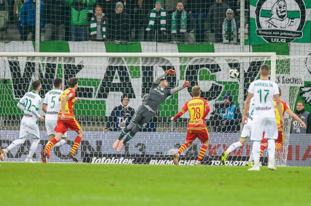 Mecz na szczycie ekstraklasy pomiędzy Lechią Gdańsk a Jagiellonią Białystok cieszył się największym zainteresowaniem w listopadowym typowaniu.