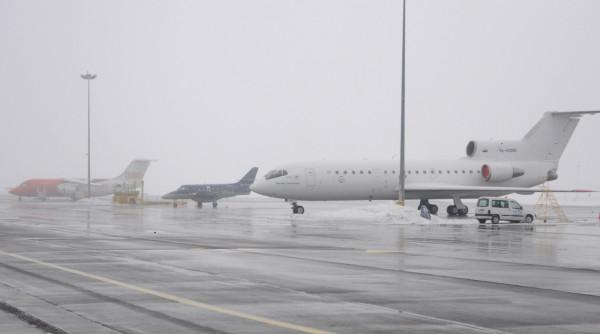 Dzięki przywróceniu systemu ułatwiającego lądowanie w Gdańsku nawet gęsta mgła nie powinna utrudniać jego funkcjonowania. Fot. archiwalne