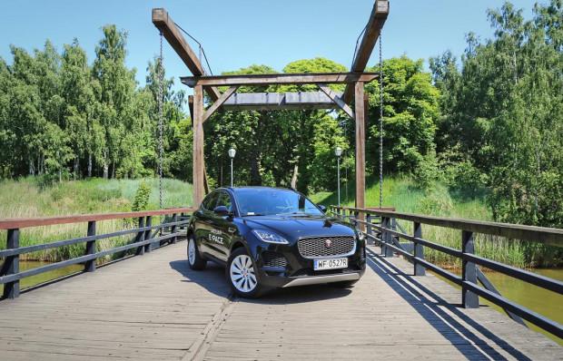SUV Jaguara? Jeszcze kilka lat temu nie do uwierzenia. Dziś Jaguar może pochwalić się trzema SUV-ami w swojej ofercie.