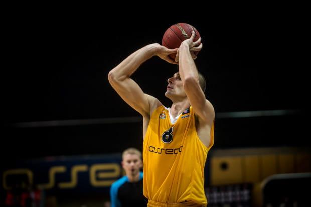 W piątek Filip Dylewicz zagra pierwszy mecz w barwach Arki w Energa Basket Lidze w Gdynia Arenie.