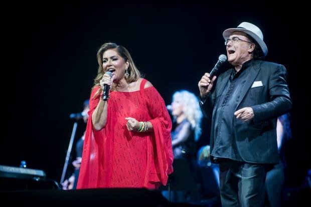 Al Bano i Romina Power po 15 latach przerwy wznowili występy w duecie. W niedzielny wieczór skradli serca słuchaczy w Ergo Arenie.