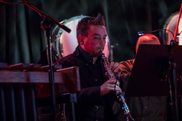 Zespołowi towarzyszyło czterech muzyków z Orkiestry Symfoników Gdańskich.