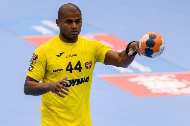 Anderson Mollino Da Silva zdobył dla Arki 7 bramek.