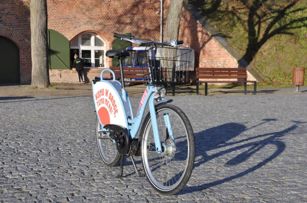 Znalezione obrazy dla zapytania mevo rower