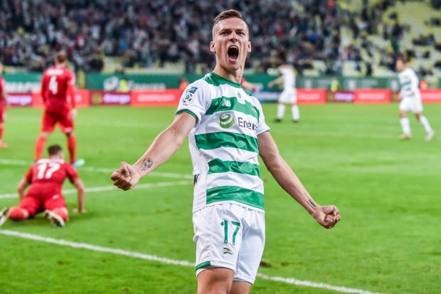 Lukas Haraslin ma kontrakt w Lechii Gdańsk do 30 czerwca 2020 roku, ale już zimą mogą być dla niego konkretne oferty transferowe.