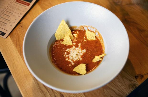 Zupa chilli con carne