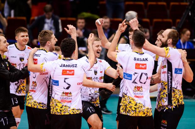Trefl Gdańsk wreszcie wyglądał jak drużyna i pokazał, że w tym sezonie nie zamierza się poddawać.