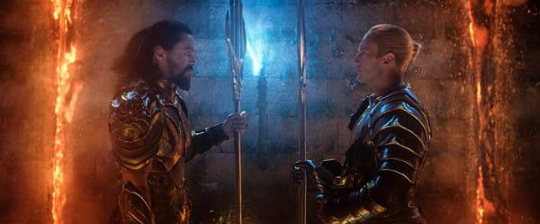 Starcie Aquamana (Jason Momoa) i Orma (Patrick Wilson) to jednocześnie pojedynek dwóch światów i dwóch systemów wartości. Szkoda, że twórcy filmu nie skupili swojej energii tylko na tym wątku. Pozostałe są po prostu niedopracowane i rozczarowujące.
