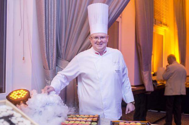 Tomasz Koprowski, szef kuchni restauracji Art Deco