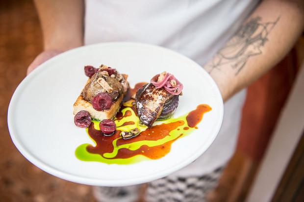 Fino to autorska restauracja byłego szefa kuchni w Sztuczce.