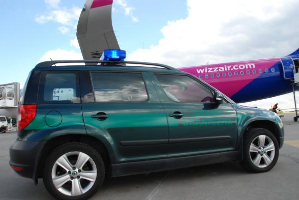 Pełniący służbę na gdańskim lotnisku funkcjonariusze Straży Granicznej zatrzymali sześciu poszukiwanych 28 i 30 grudnia.