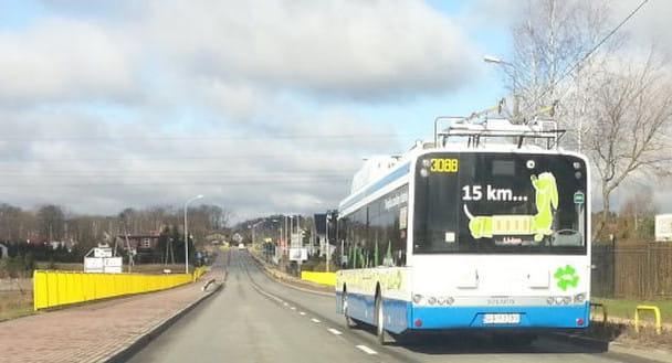 Trolejbusy mają pojechać na Demptowo dzięki bateriom.