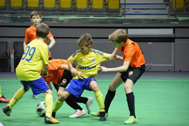 Mecze młodych adeptów piłki nożnej będą odbywały się w hali Gdynia Arena.