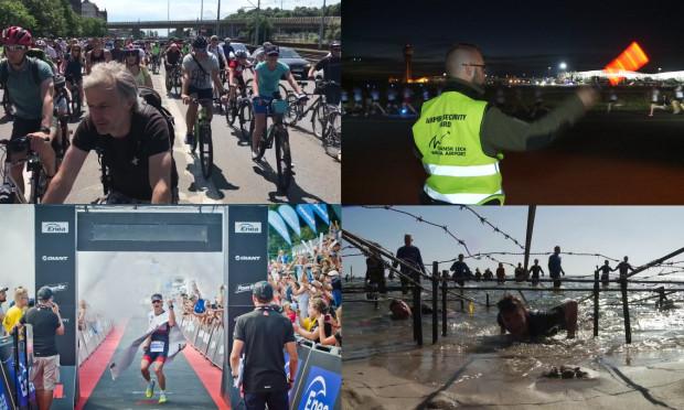 W 2018 w Trójmieście zainteresowaniem cieszyły się zarówno te dobrze znane jak i całkiem nowe imprezy dla miłośników aktywności sportowych.