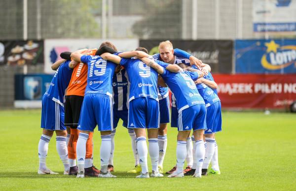 Piłkarzom Bałtyku ubędzie wiosną jeden, a może nawet dwóch rywali z III ligi.