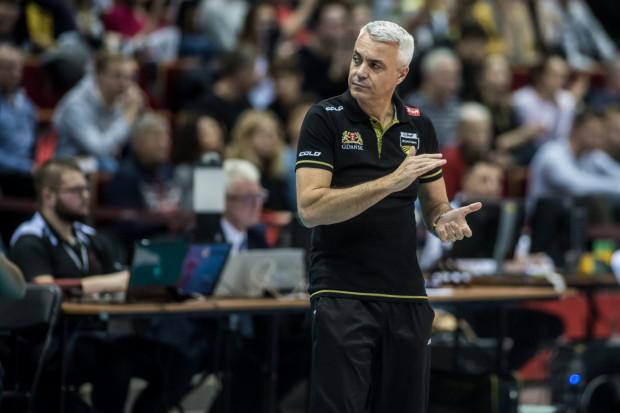 Po pięciu sezonach spędzonych w Treflu Gdańsk Andrea Anastasi przeniesie się do Onico Warszawa.