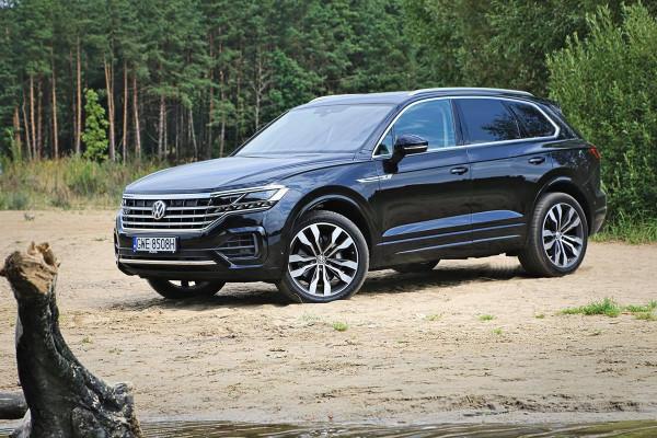 Gdyńskie zestawienie z dość sporą przewagą wygrywa Volkswagen.