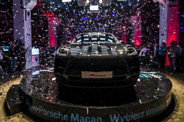 W Sopocie najczęściej rejestrowaną marką pojazdów jest Porsche.
