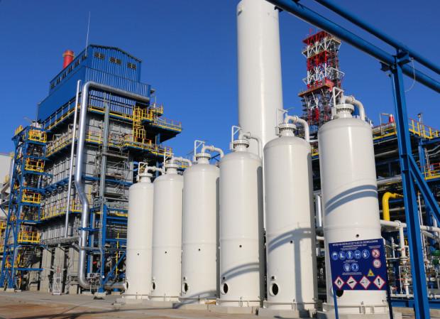 Zakłada się, że po uruchomieniu instalacji Projektu EFRA rafineria stanie się bardziej elastyczna - będzie mogła rozszerzyć zakres przerabianych gatunków ropy naftowej oraz znacznie zredukuje produkcję ciężkiego oleju opałowego.