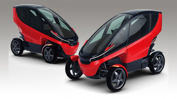 Triggo może jeździć w dwóch trybach: manewrowym i drogowym.
