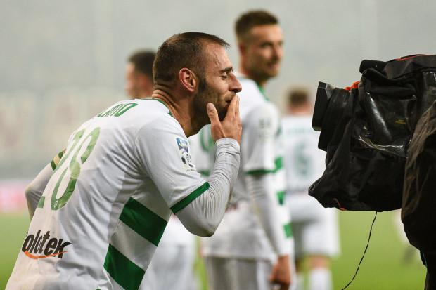 Miłość do piłki nożnej i optymizm - to recepta na sukces według Flavio Paixao.