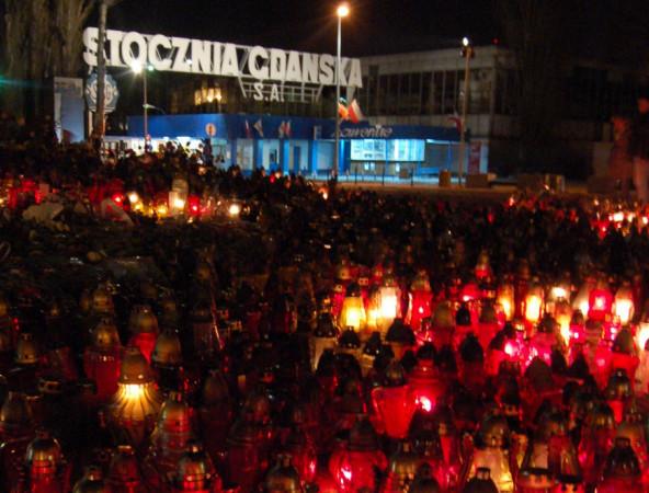 Środowe wydarzenie na pl. Solidarności rozpocznie się o godz. 20.