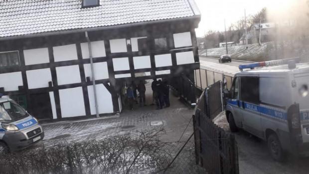 Białorusin został ugodzony nożem przez Ukraińca w hostelu w Gdańsku.