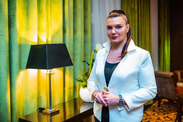 Joanna Kaszubowska oficjalnie zostanie Dyrektorem Generalnym Hotelu Sofitel Grand z początkiem marca.