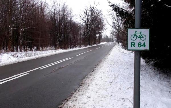 Transgraniczny Szlak Rowerowy R64 zostanie zlikwidowany